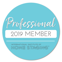 Professional 2018 Member of the International Institute of Home Staging